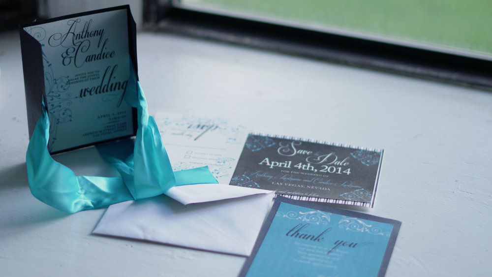 rsvp invitation announcement design