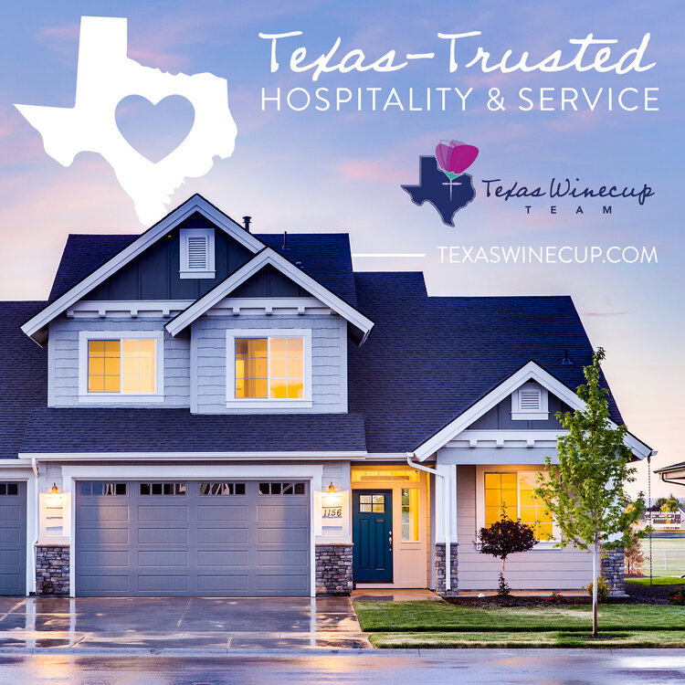 texas real estate social media design