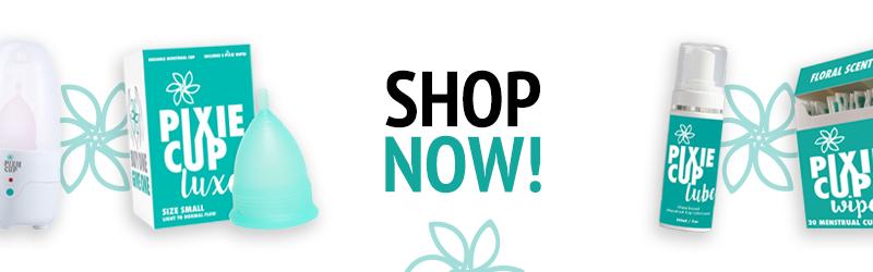 pixie cup ad design