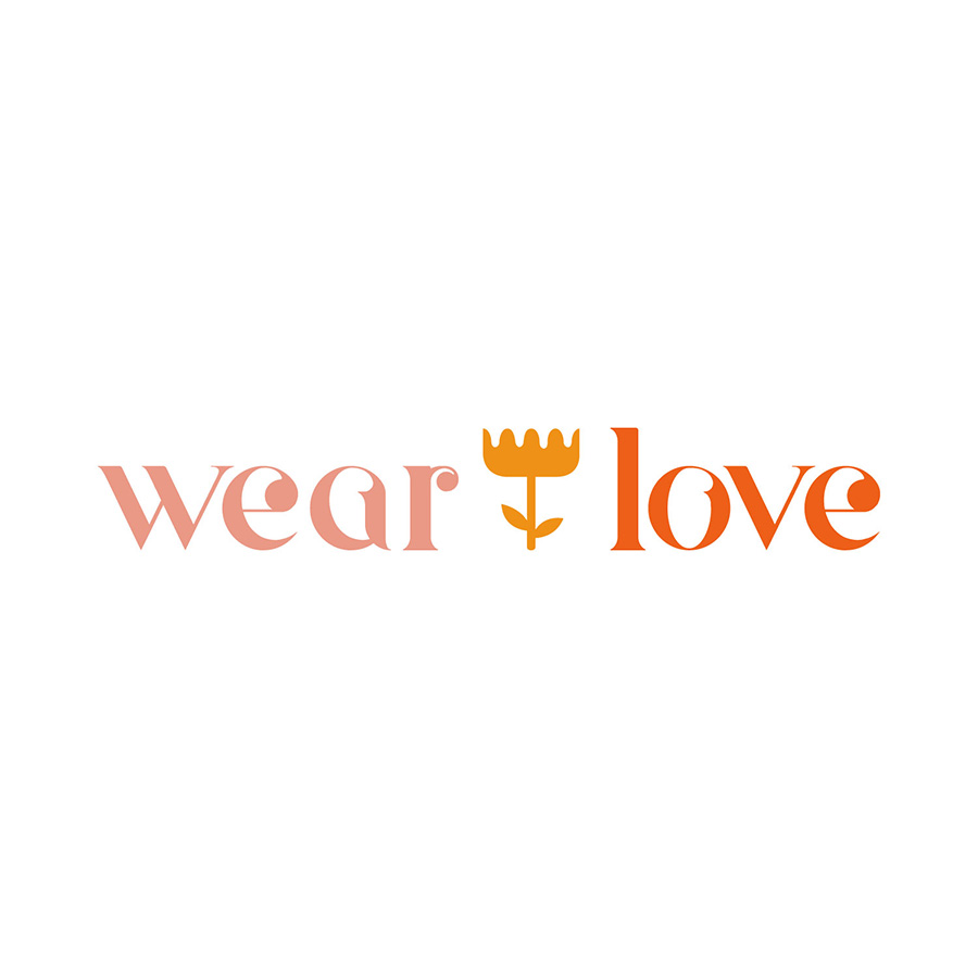 wear love logo